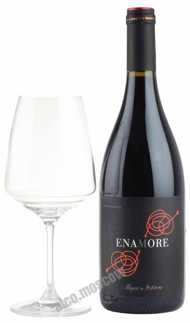 Renacer Renacer Enamore 2011 аргентинское вино Ренасер Энаморе 2011