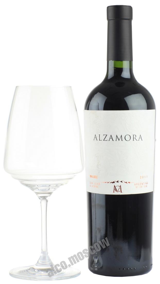 Casa Montes Casa Montes Alzamora Malbec 2011 аргентинское вино Каса Монтес Альзамора Мальбек 2011