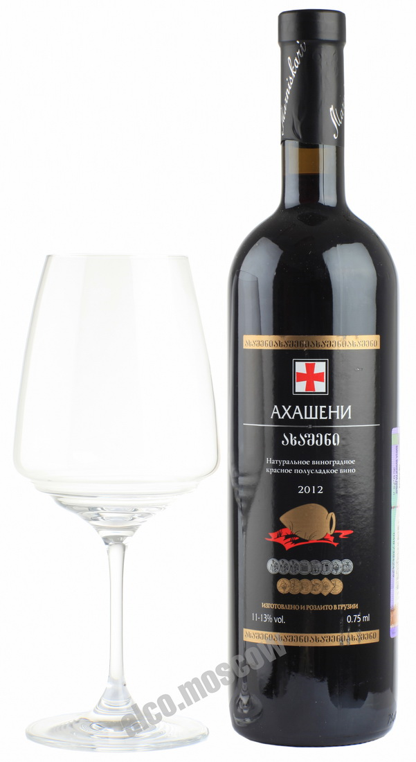 Marniskari Marniskari Axasheni вино Ахашени