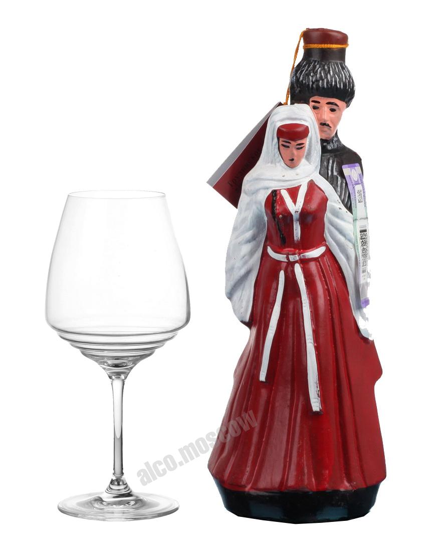 Kvareli Cellar Kvareli Cellar Kindzmarauli грузинское вино Кварельский погреб Киндзмараули керамика