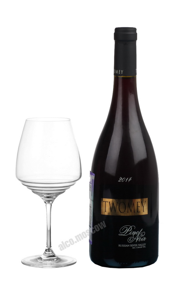 Twomey Pinot Noir Russian River Valley 2014 Американское вино Пино Нуар 2014г