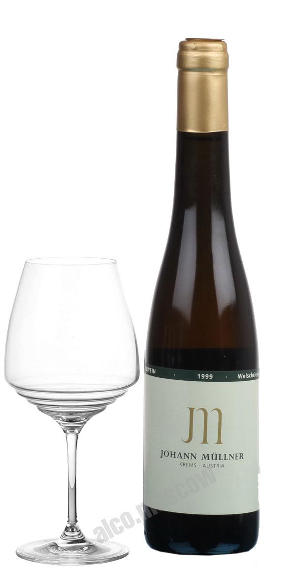 Johann Mullner Johann Mullner Вино Австрийское Йохан Мюллер Айсвайн