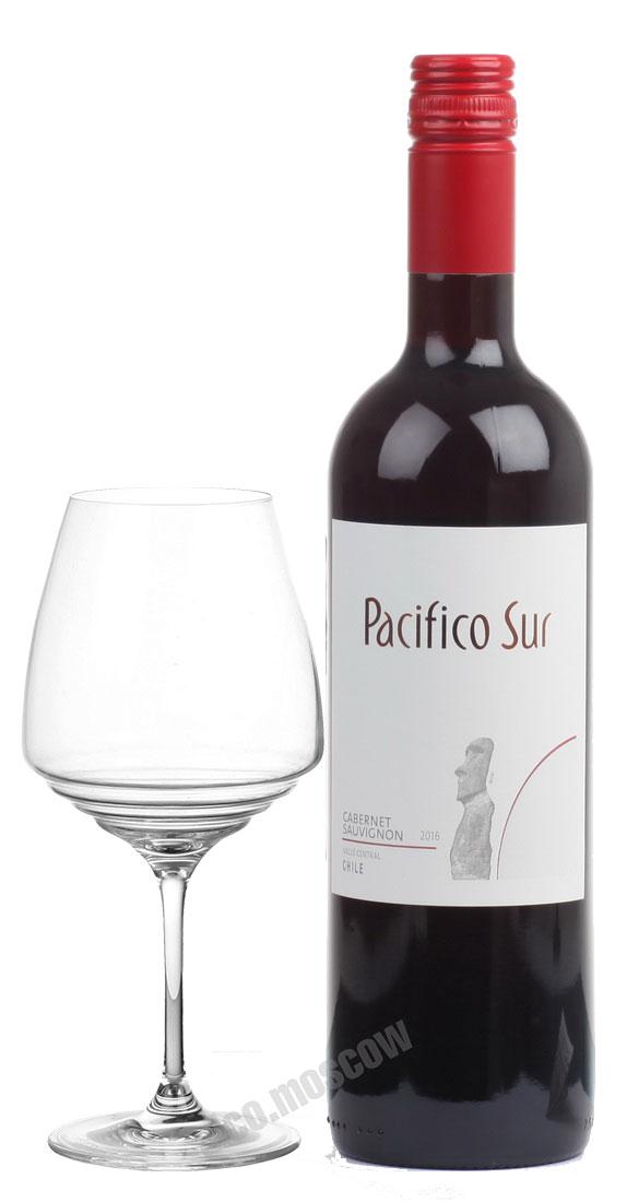 Pacifico Sur Pacifico Sur Cabernet Sauvignon Чилийское вино Пасифико Сур Каберне Совиньон
