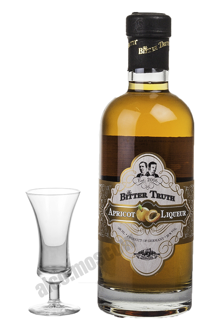 The Bitter Truth The Bitter Truth Apricot Liqueur биттер Труф Абрикосовый ликер