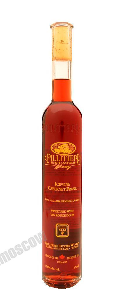 Pillitteri Pillitteri Icewine Cabernet Franc Канадское вино Пиллиттери Каберне Фран Айсвайн в п/уп