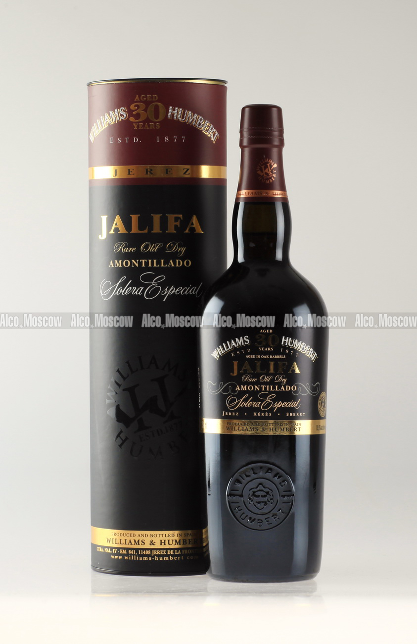 Williams & Humbert Херес Williams & Humbert Jalifa 30 years