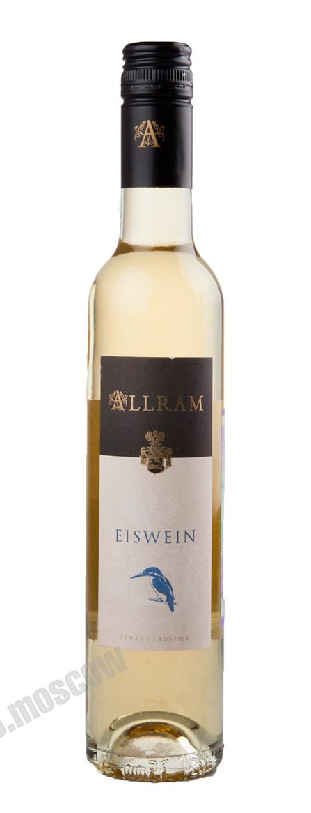 Allram Allram Gruner Veltliner Eiswein Австрийское вино Аллрам Грюнер Велтлинер Айсвайн