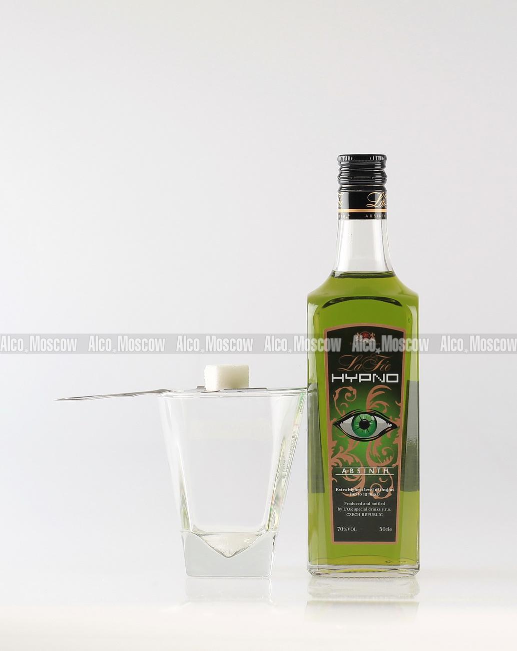 Hypno La Fee 500 ml абсент Фея Гипно 0.5 л