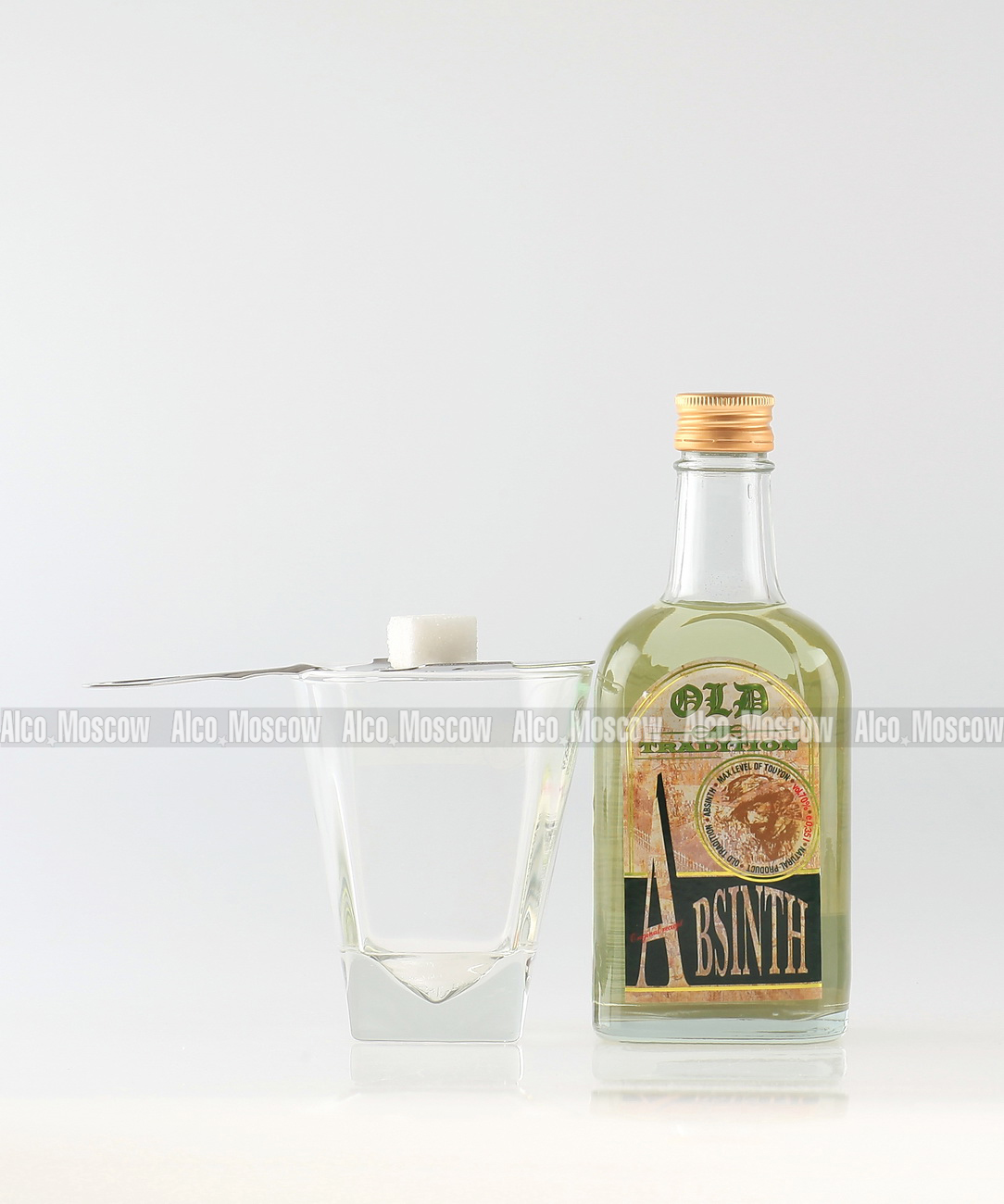 Old Tradition Old Tradition 350 ml абсент Олд Традишн 0.35 л