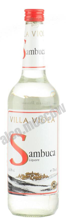Villa Viola Villa Viola самбука Вила Виола
