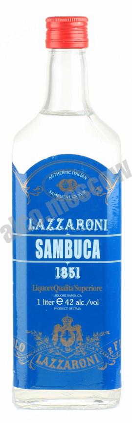Lazzaroni Lazzaroni 1851 1l самбука Лаццарони 1851 1 л