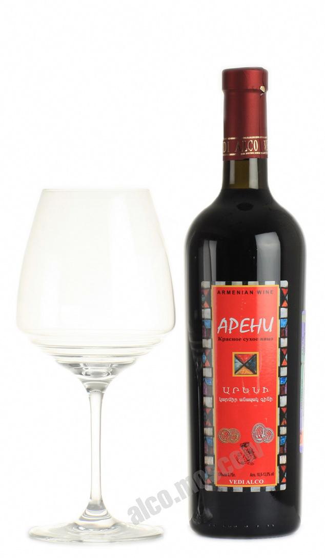 Веди Алко Вино Веди Алко Арени 0.75 л.