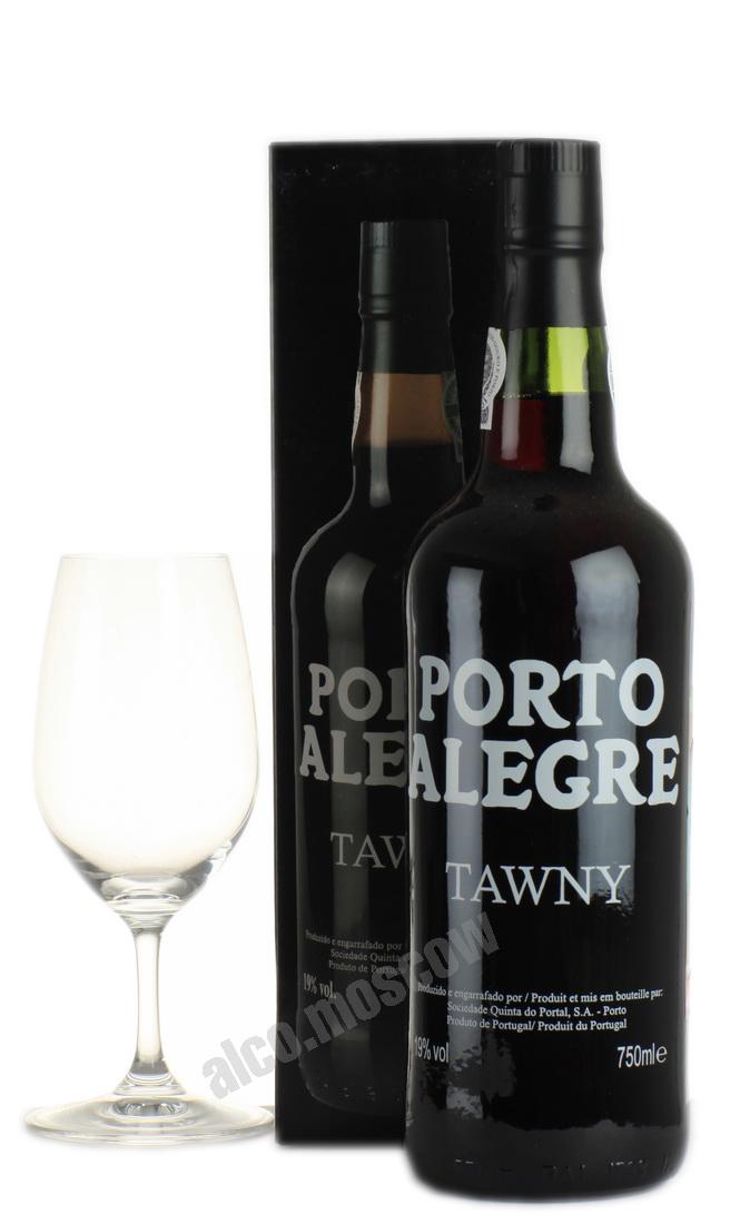 Porto Alegre Tawny Портвейн Порто Алегре Тони
