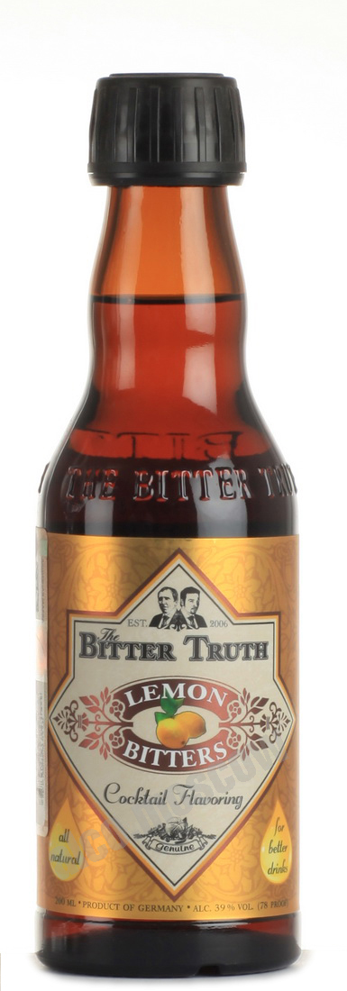 The Bitter Truth The Bitter Truth Lemon биттер Труф Лимонный