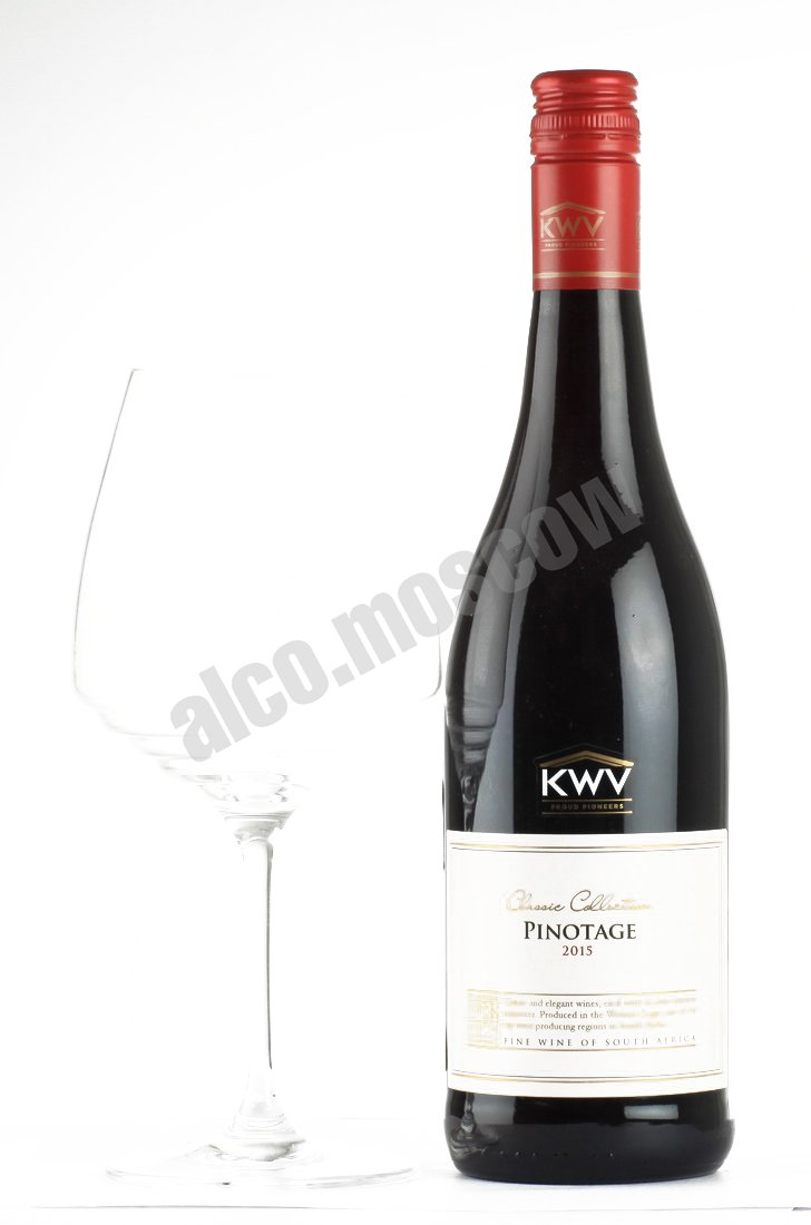 KWV KWV Classic Collection Pinotage Вино КВВ Классик Пинотаж