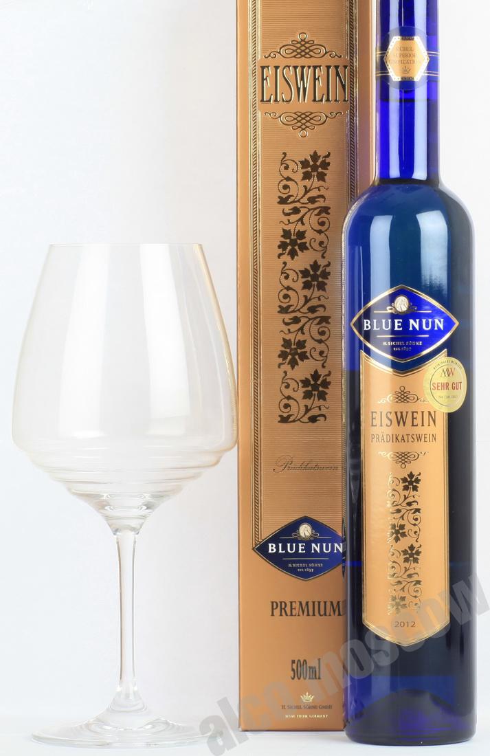 Blue Nun Blue Nun Icewine Riesling 2012 вино Блю Нан Рислинг 2012