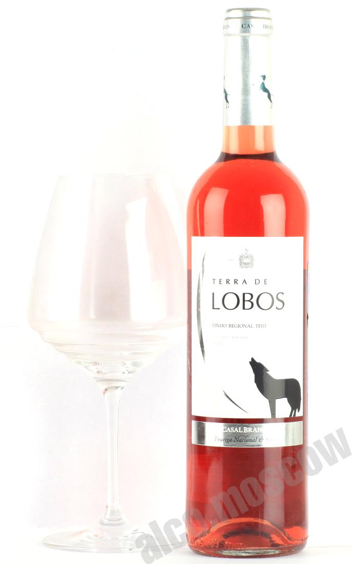 Terra de Lobos Terra de Lobos IGP Tejo 2014 Португальское вино Тера ди Лобуш ИГП Тежу 2014