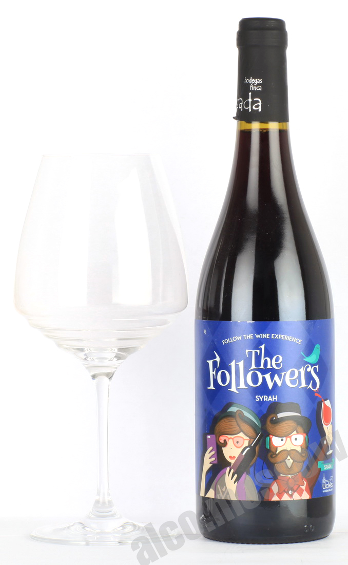 The Followers The Followers Syrah DO Вино Фоловерс Сира ДО