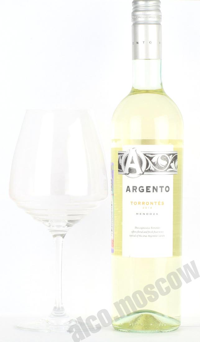 Argento Argento Torrontos Вино Аргенто Торронтос