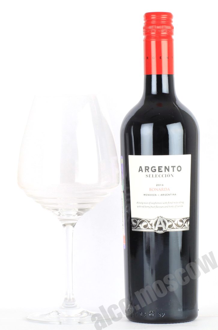 Argento Argento Bonarda Seleccion Вино Аргенто Бонарда Селексьон