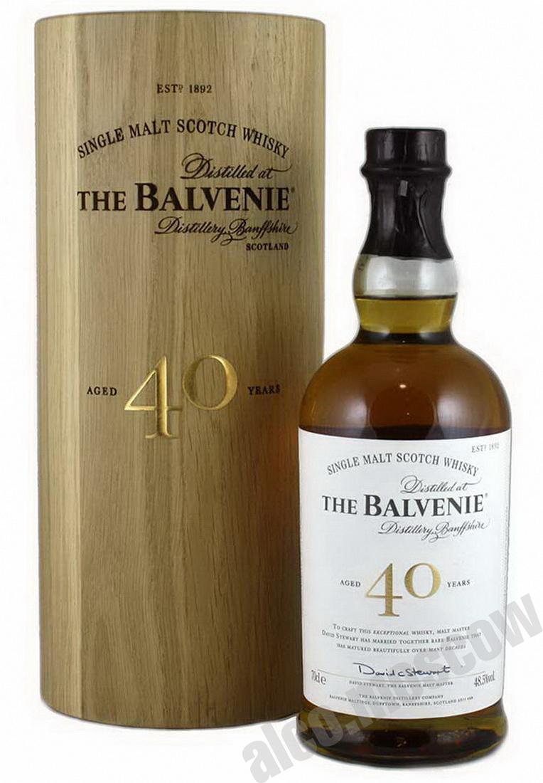 Balvenie Виски Balvenie 40 years