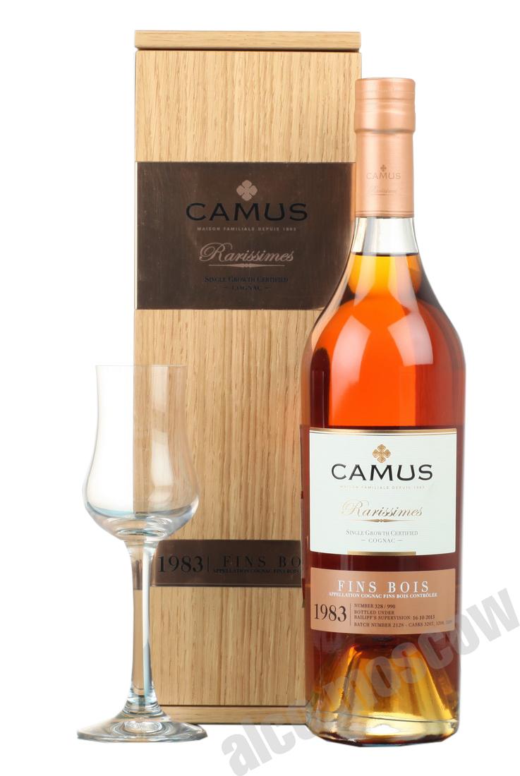 Camus Camus vintage 1983 Коньяк Камю  Винтаж 1983г
