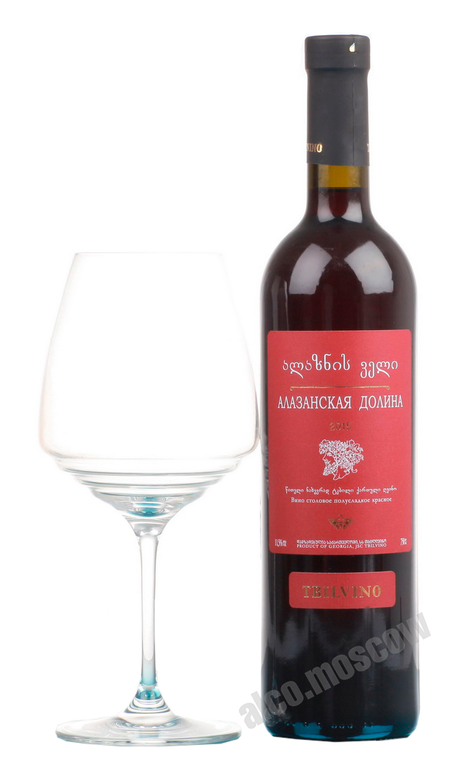Tbilvino Tbilvino Alazani Valley Вино Грузинское Тбилвино Алазанская Долина