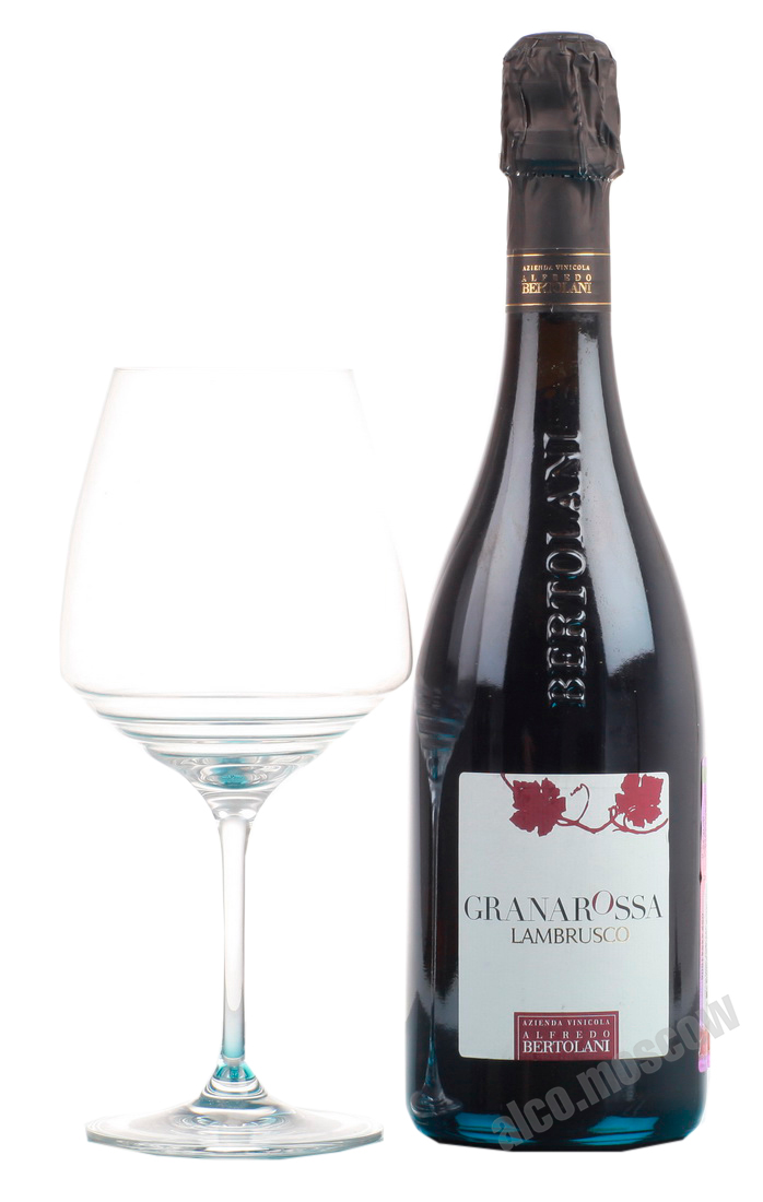 Bertolani Bertolani Granarossa Lambrusco Вино Итальянское Гранаросса Ламбруско