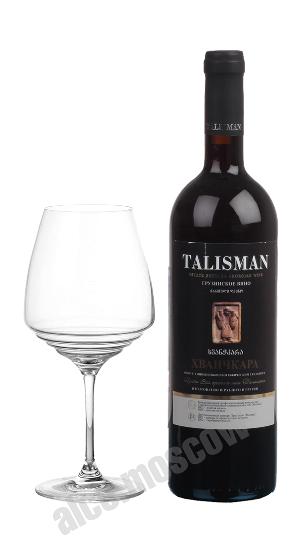 Talisman Talisman Khvanchkara Грузинское вино Талисман Хванчкара