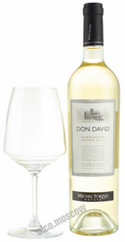 Michel Torino Don David Chardonnay Reserve 2013 аргентинское вино Дон Давид Шардоне Резерв 2013