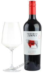 Tussock Jumper Malbec 2014 аргентинское вино Тассок Джампер Мальбек 2014