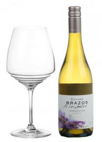 Zuccardi Brazos Torrontes Аргентинское вино Зуккарди Брасос де лос Андес Торронтес
