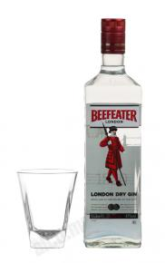 Beefeater London Dry джин Бифитер Лондон Драй