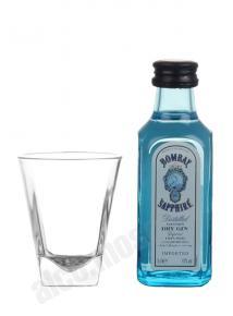 Bombay Sapphire Dry джин Бомбей Сапфир Драй