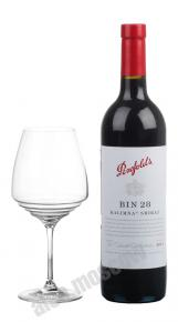Penfolds Bin 28 Kalimna Shiraz австралийское вино Пенфолдс Бин 28 Калимна Шираз