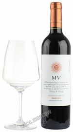 Mendoza Vineyards Malbec 2014 аргентинское вино Мендоза Виньярдз Мальбек 2014