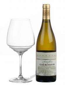Gai-Kodzor Semillon Российское вино Гай Кодзор Семильон