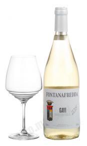 Fontanafredda Gavi DOCG итальянское вино Фонтанафредда Гави ДОКГ