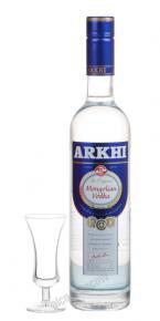Arkhi 0.5l водка Архи 0.5 л