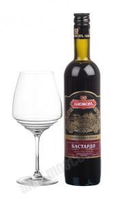 Izumov Pinot Noir Российское вино Изюмовъ Пино Нуар