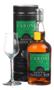 Bristol Caroni 1998 Trinidad ром Бристоль Карони 1998 Тринидад