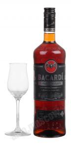 Bacardi Carta Negra ром Бакарди Карта Нэгра