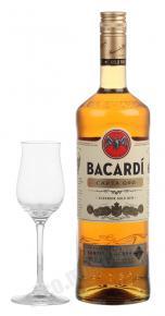 Bacardi Carta Oro ром Бакарди Карта Оро