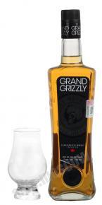 Grand Grizzly канадский виски Гранд Гризли