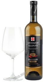 Marniskari Tsinandali 2013 вино Цинандали 2013
