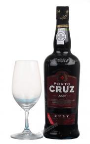 Porto Cruz Ruby Портвейн Порто Круз Руби