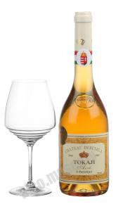 Chateau Dereszla Tokaji Aszu 6 Puttonyos венгерское вино Шато Дересла Токай Асу 6 Путтоньш
