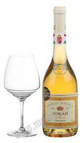Chateau Dereszla Tokaji Aszu 5 Puttonyos венгерское вино Шато Дересла Токай Асу 5 Путтоньш