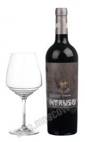 Bodegas Lo Nuevo Intruso Almansa Garnacha Tintorera испанское вино Бодегас Ло Нуэво Интрусо Альманса Гарнача Тинторера