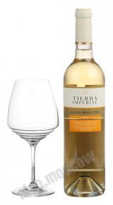 Bodegas Verduguez Tierra Imperial Airen-Moscatel DO испанское вино Бодегас Вердугуэз Тьерра Империал Айрен-Москатель ДО